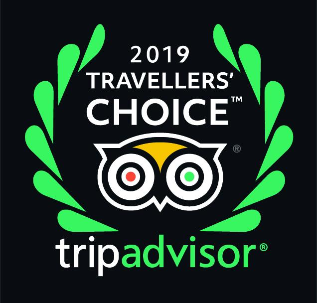 Traveler's Choice 2019 Award as one of the best hotels for families in Portugal